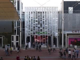 Milan EXPO Irpinia Pavillon